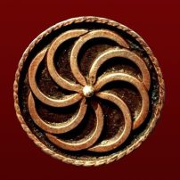 An Armenian eternity symbol